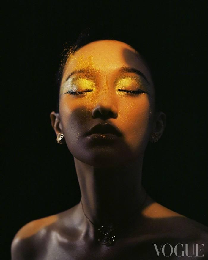 Zhou Xun @ Vogue China May 2021