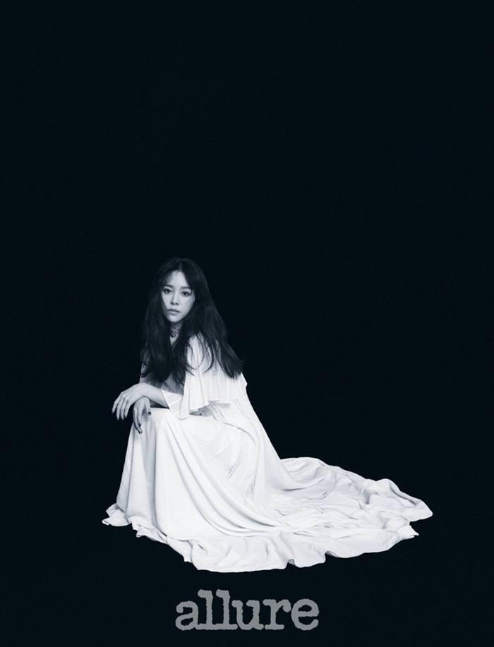 Han Ji Min @ Allure Korea February 2021