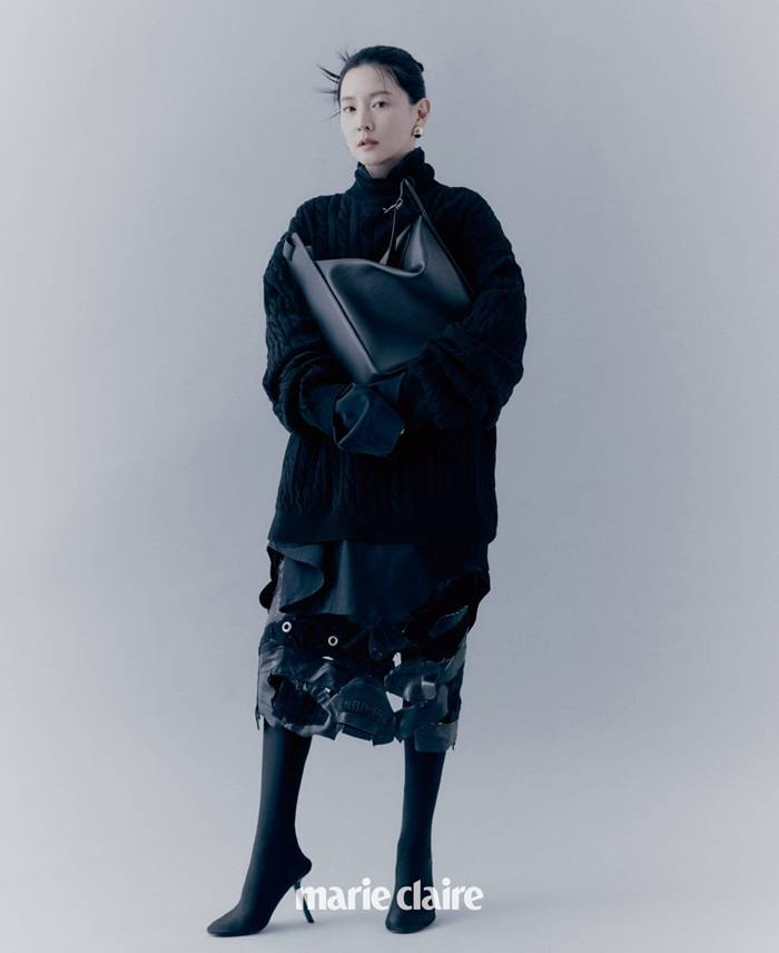 Lee Young Ae @ Marie Claire Korea February 2021