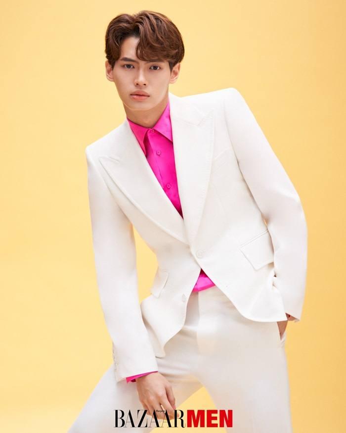 ไบรท์-วิน @ Harper's Bazaar Men Thailand S/S 2021