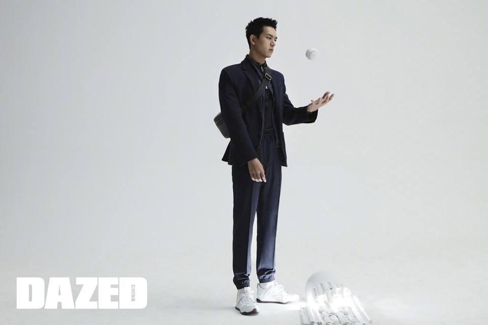 Li Xian @ Dazed China March 2021