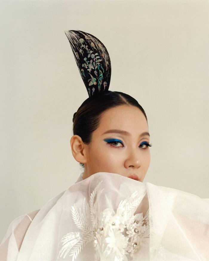 CL @ Allure Korea May 2021