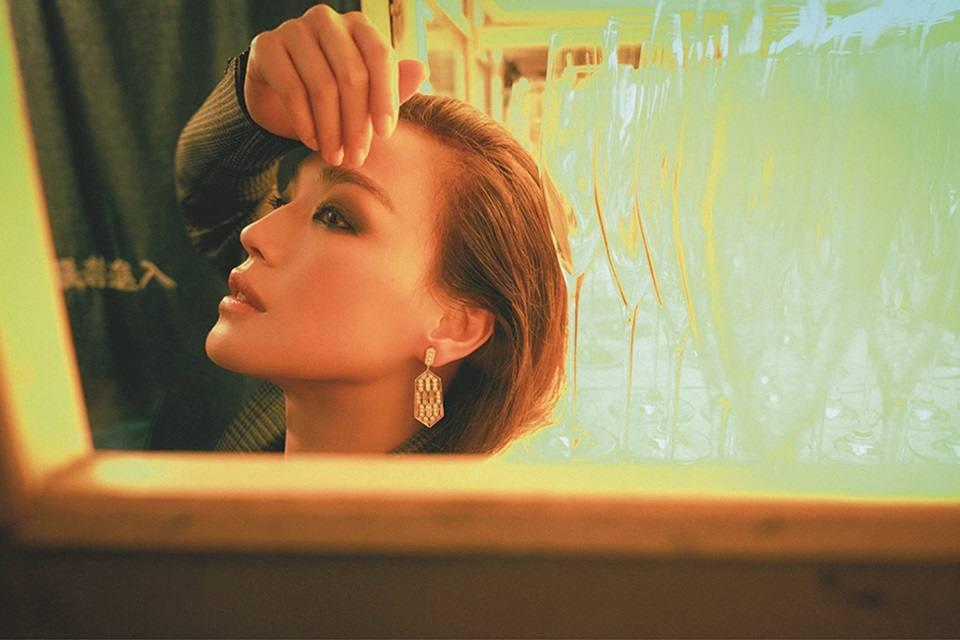 Shu Qi @ Vogue Taiwan December 2020