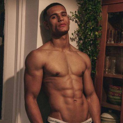 male body 234 - Danny