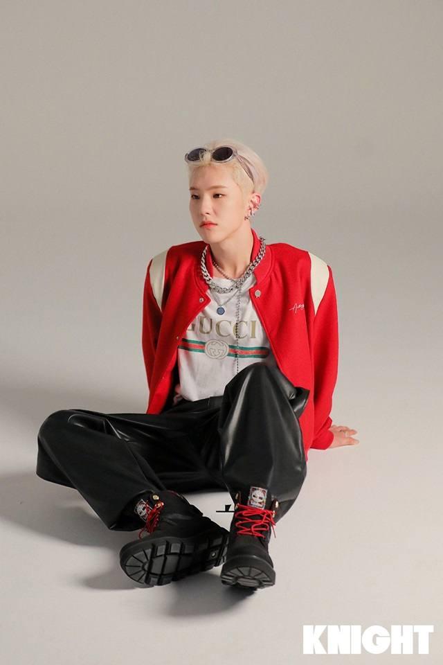 Hoshi (Seventeen) @ KNIGHT China April 2021