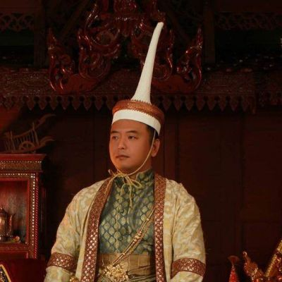 ลอมพอก: Lompok (Thai royal court conical hat) | THAILAND 🇹🇭