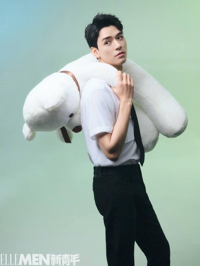 Gong Jun @ ELLE Men Fresh Summer 2021