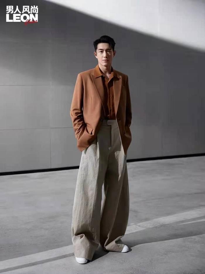 Lin Gengxin @ Leon China April 2021