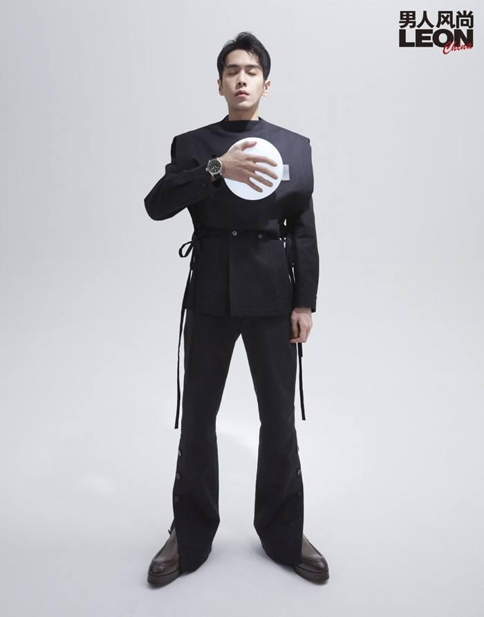 Zhang Ruoyun @ Leon China April 2021