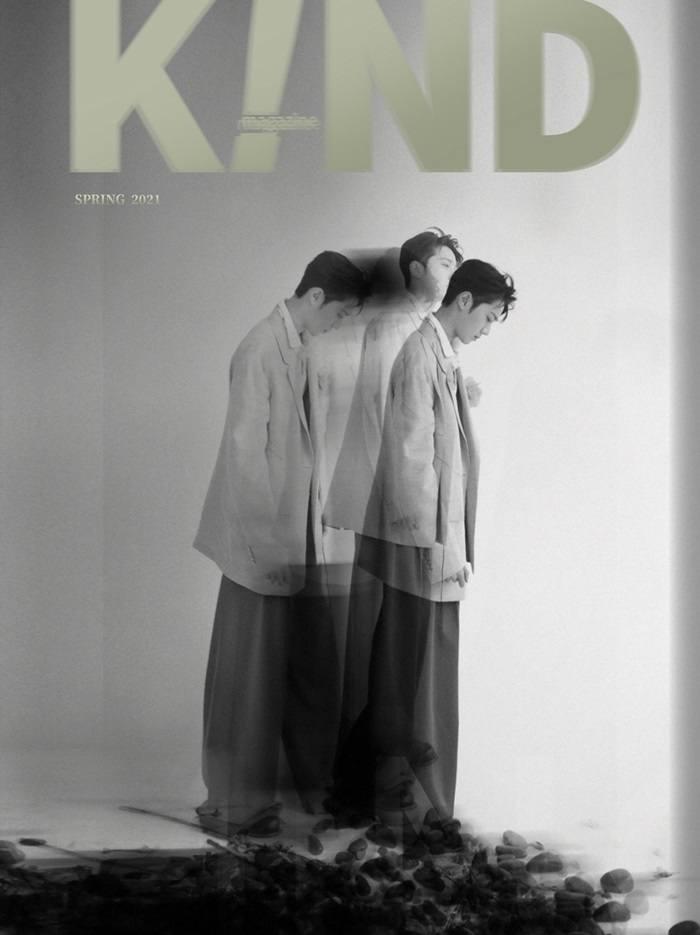 Lai Kuan Lin @ K!ND Magazine Spring 2021