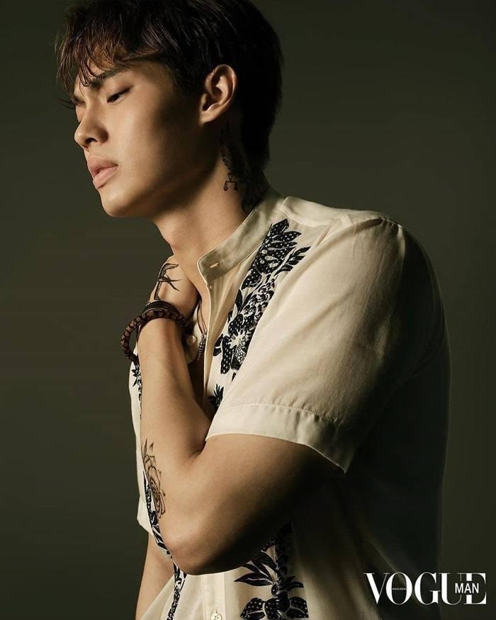 Park Seo Joon & Bright-Win @ Vogue Man HK April 2021