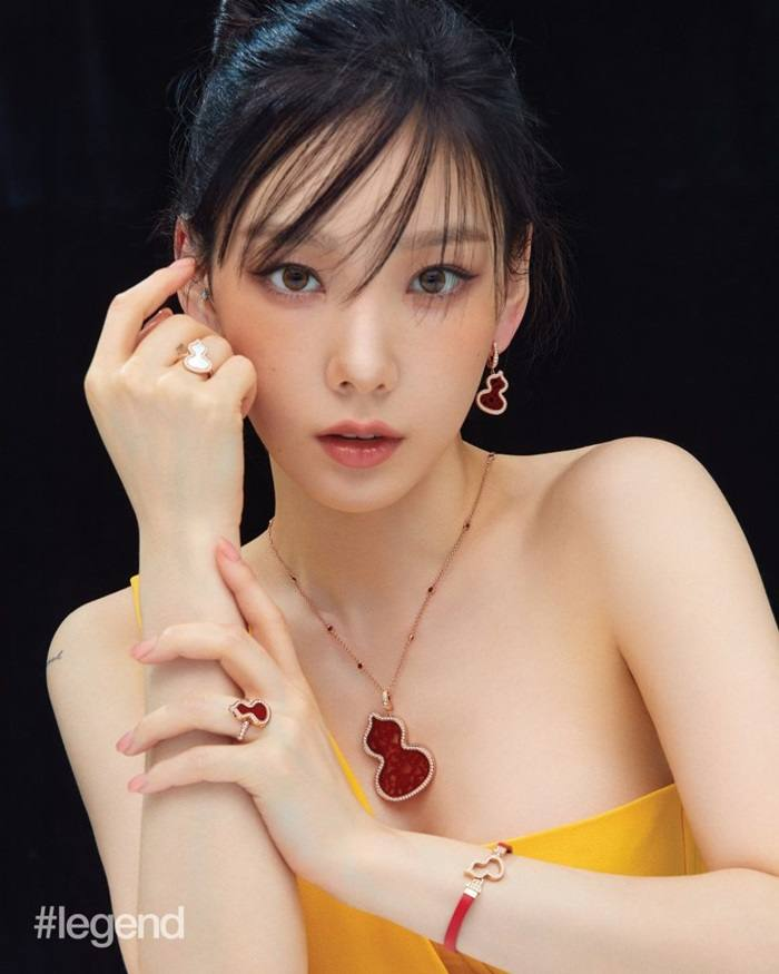 Taeyeon @ Hashtag legend HK April 2021
