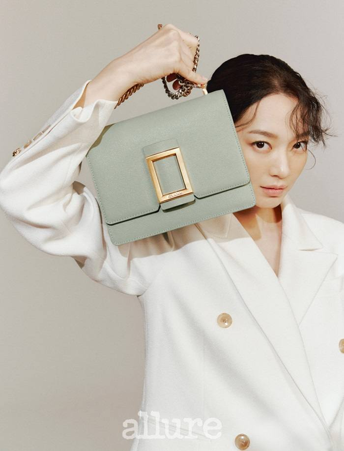 Shin Min Ah @ Allure Korea May 2021