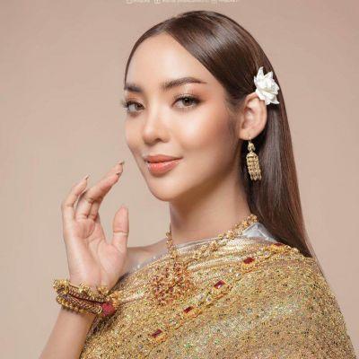 Thai traditional costume, ชุดไทย | THAILAND 🇹🇭