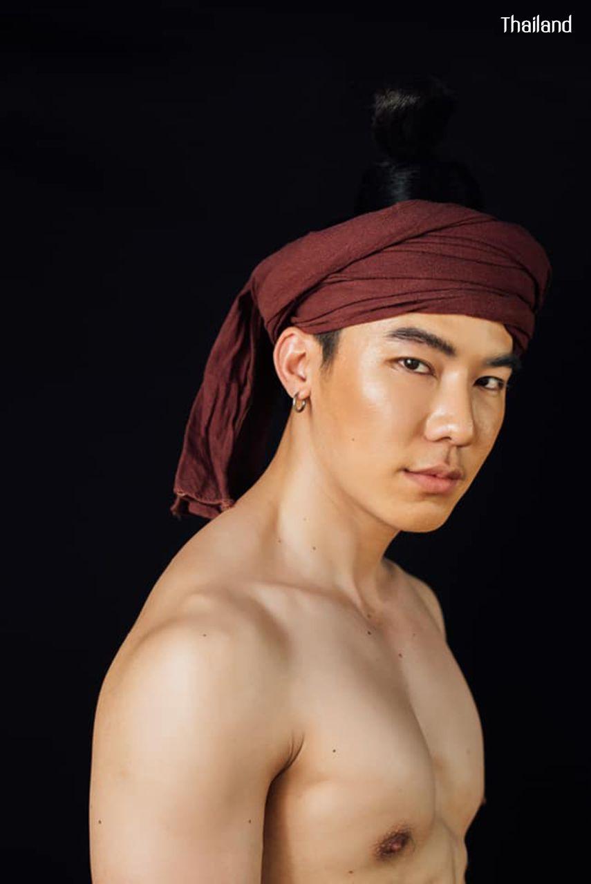 บ่าวล้านนา, Lanna ancient costume | THAILAND 🇹🇭