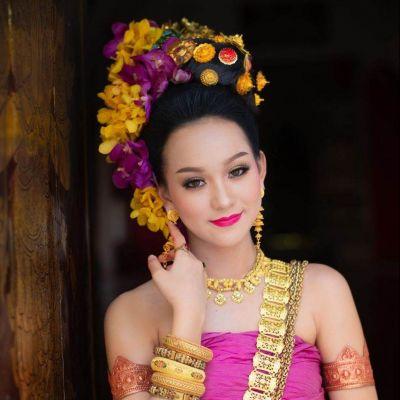 ล้านนาอารยะ, Lanna traditional costume   THAILAND 🇹🇭