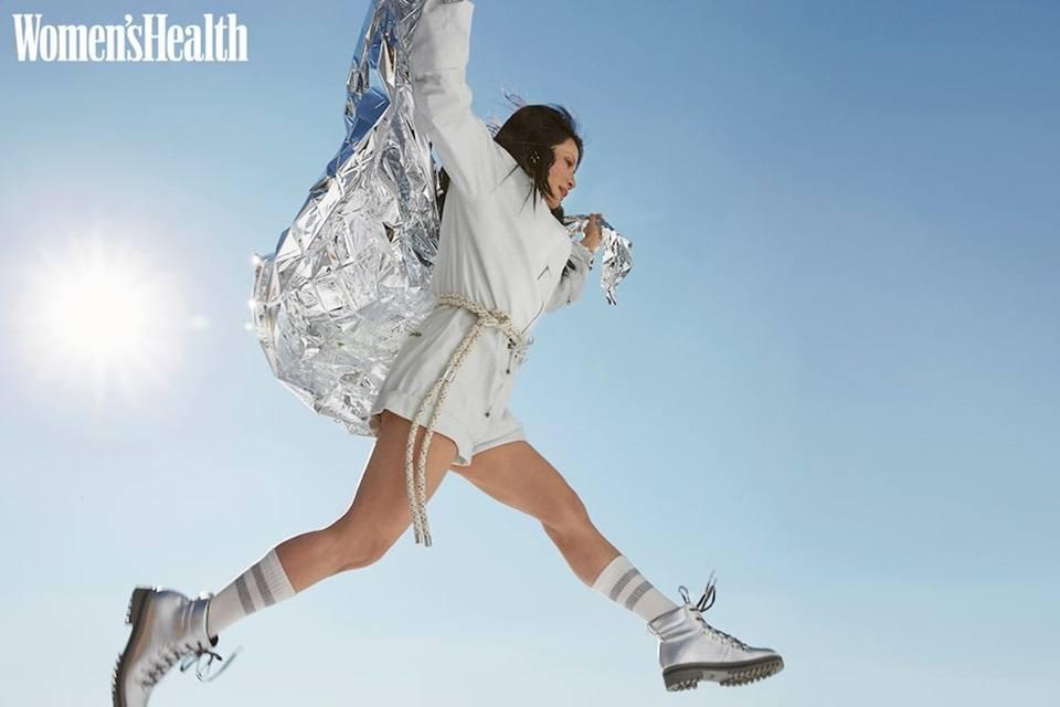 Lucy Liu @ Women's Health US May 2021