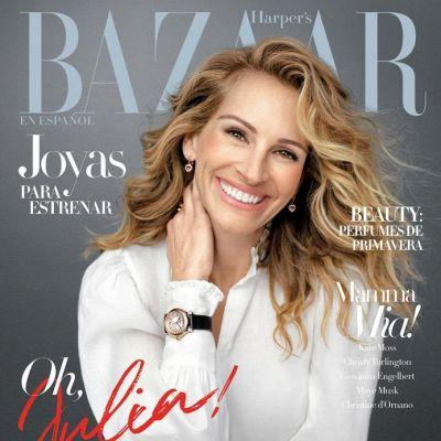 Julia Roberts @ Harper's Bazaar Mexico May 2021