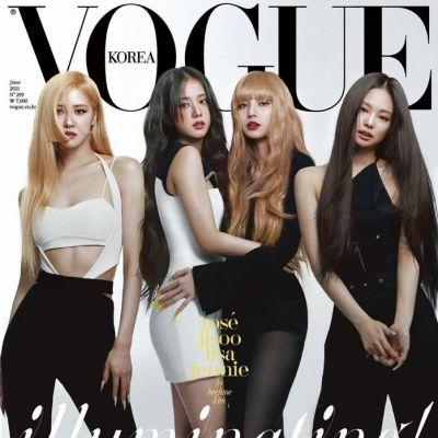 BLACKPINK @ Vogue Korea June 2021