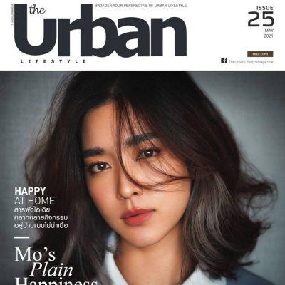 โม มนชนก @ The Urban Lifestyle issue 25 May 2021