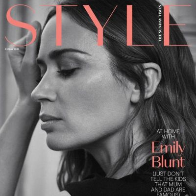 Emily Blunt @ The Sunday Times Style May 2021