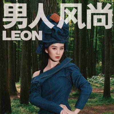 Liu Shishi @ LEON China June 2021