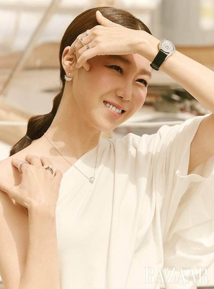 Gong Hyo jin @ Harper's Bazaar Korea June 2021