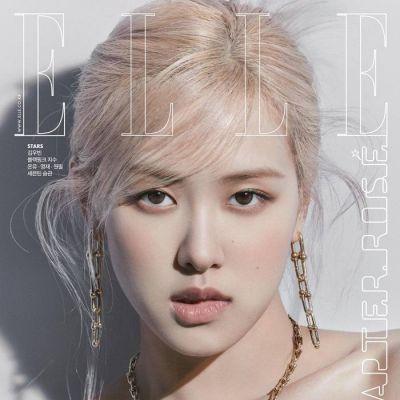 Rosé @ Elle Korea June 2021