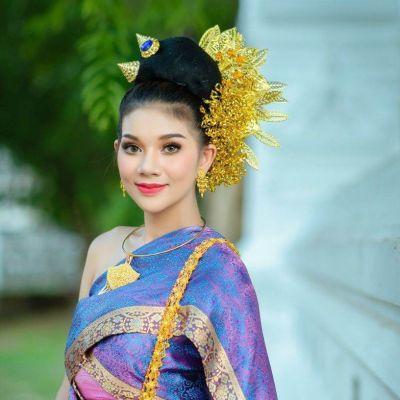 Tai Yuan ethnic in the Lanna Kingdom, สาวล้านนา | THAILAND 🇹🇭