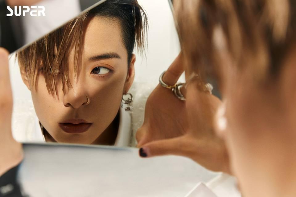 Amber Liu @ Super Magazine May 2021
