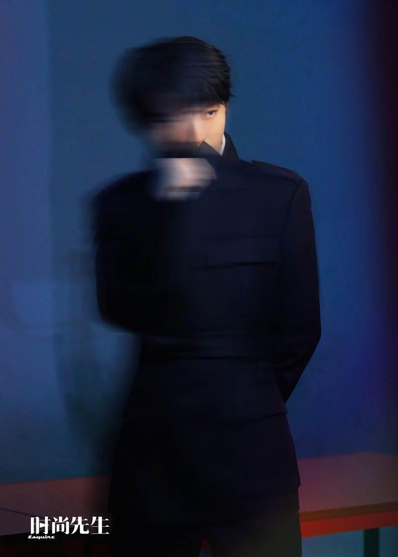 Karry Wang @ Esquire China June 2021