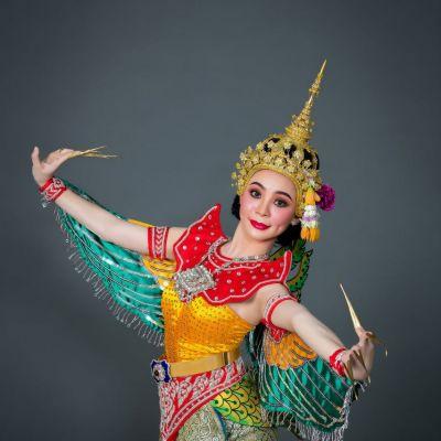 Kinnaree - Thai dance, มโนราห์บูชายัญ | THAILAND 🇹🇭