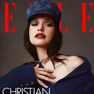 Christian Serratos @ Elle US May 2021