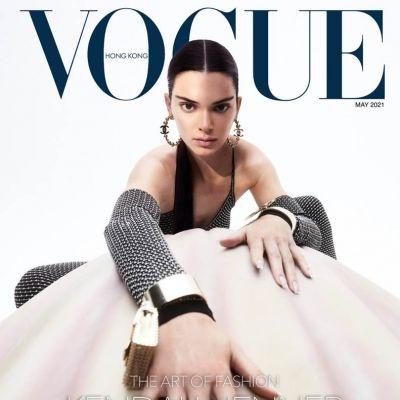 Kendall Jenner @ Vogue Hong Kong May 2021