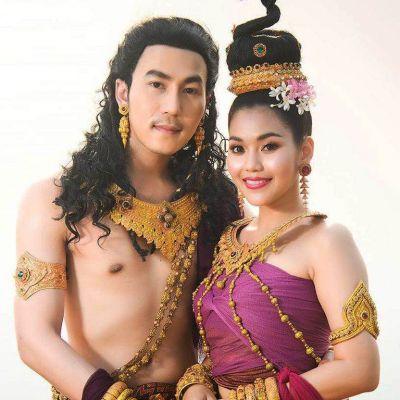 ล้านอสงไขยกับหนึ่งหัวใจที่รอคอย - ธัญญ่า RSIAM -  Naga  Thai Fantasy Costume in Music Video | THAILAND 🇹🇭