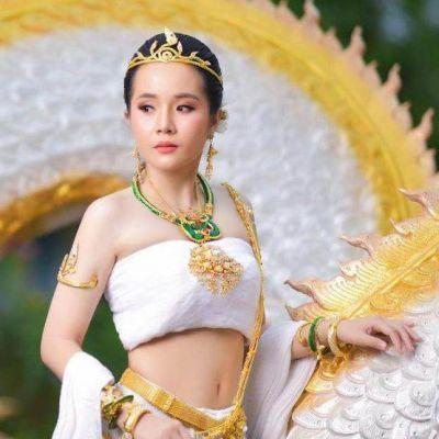 Naga  Thai Fantasy Costume | THAILAND 🇹🇭