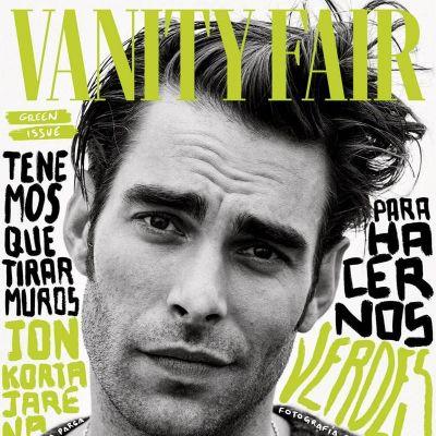 Jon Kortajarena @ Vanity Fair Spain June 2021