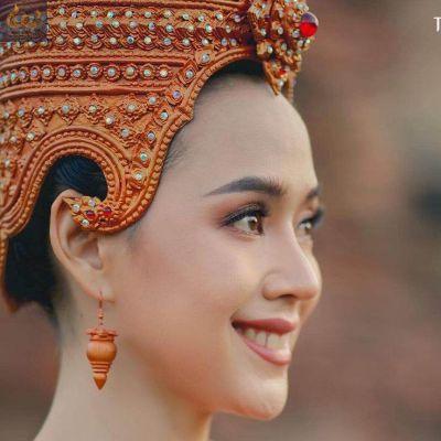 Sukhothai era, การแต่งกายสมัยสุโขทัย | THAILAND 🇹🇭