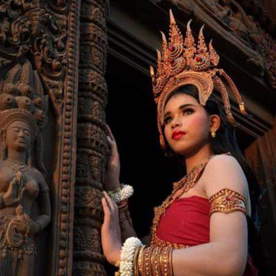 Thai Apsorn - Thai Apsara  ថៃអប្សរា  | THAILAND 🇹🇭