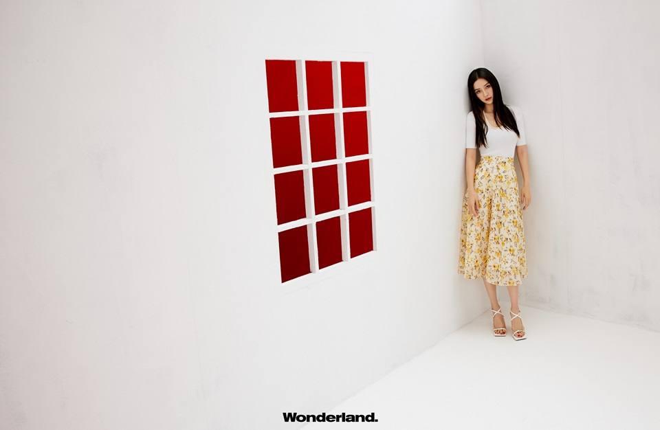 Angelababy @ Wonderland China June 2021
