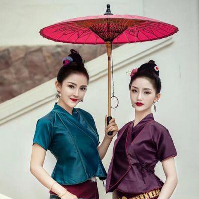 Tai Lue ethnic in Xishuangbanna, 傣仂 | CHINA 🇨🇳