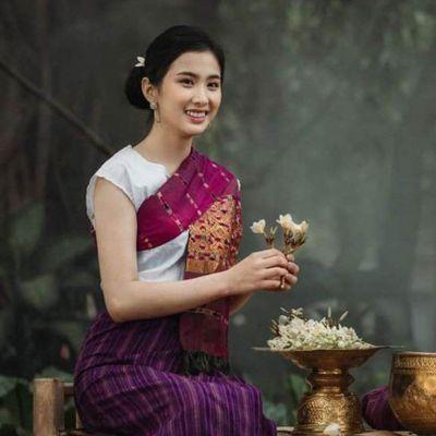 ສະບາຍດີປີໃຫມ່ລາວ 2021  and  ຜູ້ໄທ  Phu-Tai ethnic | LAOS 🇱🇦