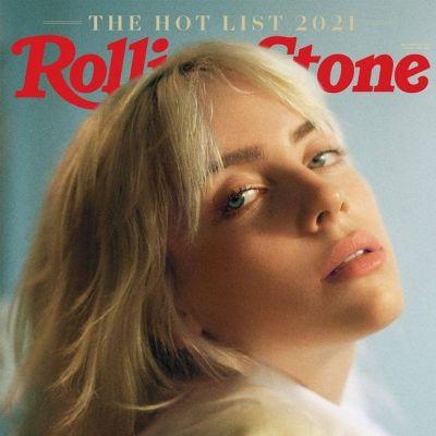Billie Eilish @ Rolling Stone July 2021