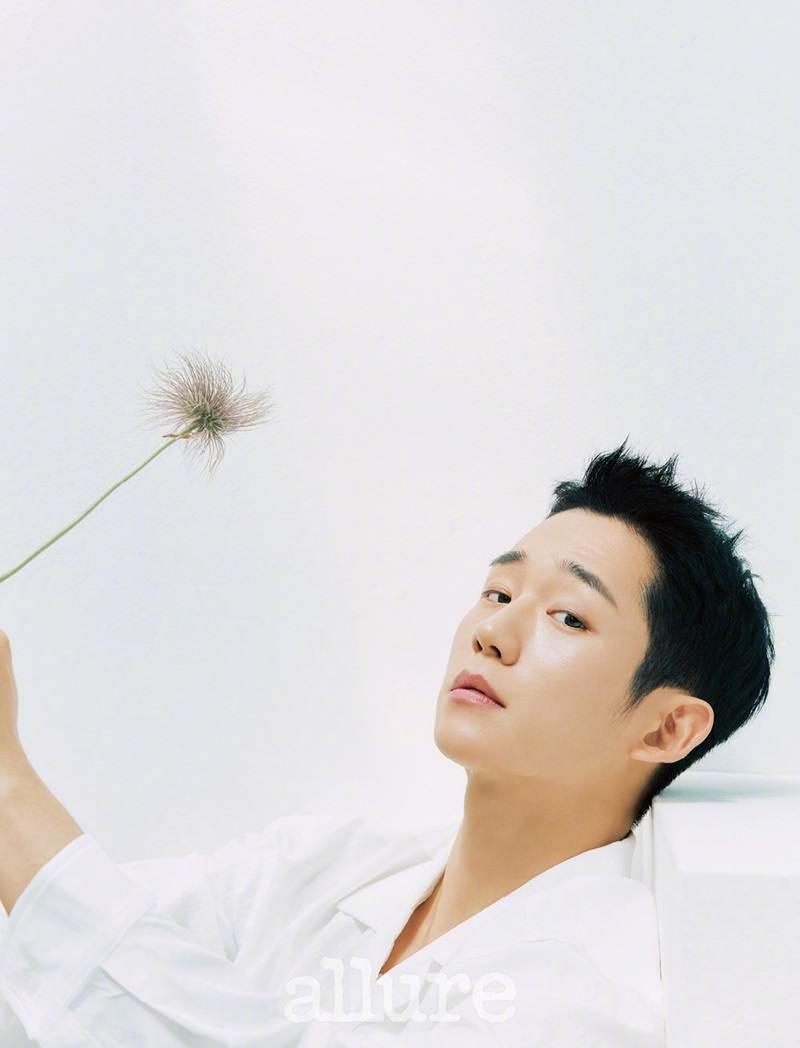 Jung Hae In @ Allure Korea July 2021