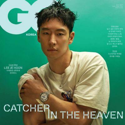 Lee Je Hoon @ GQ Korea July 2021