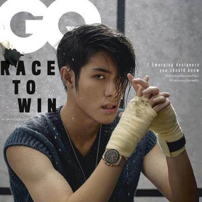 เจ้านาย-จินเจษฎ์ @ GQ Thailand June 2021