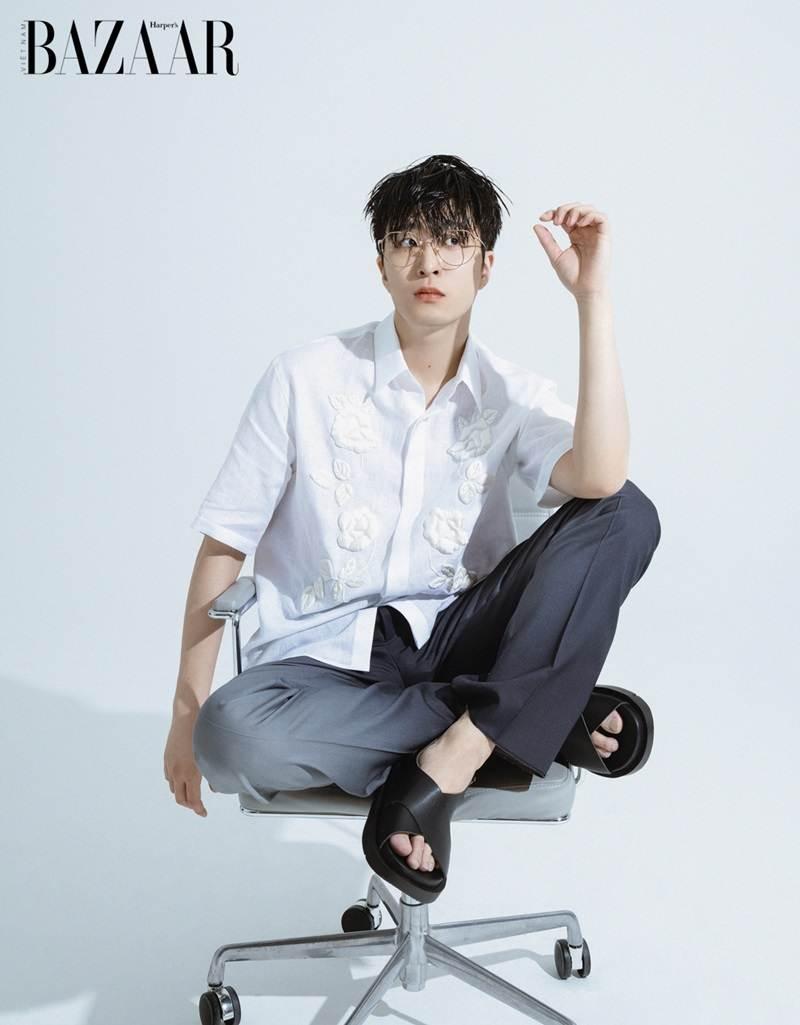 Young Jae @ Harper's Bazaar Vietnam July 2021