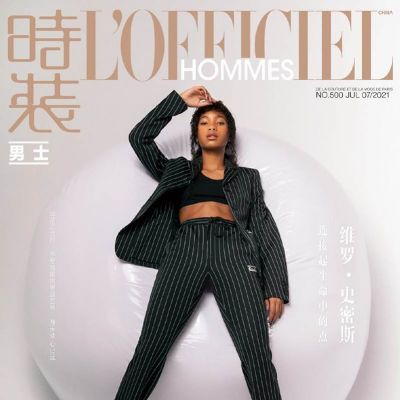 Willow Smith @ L'Officiel Hommes China July 2021