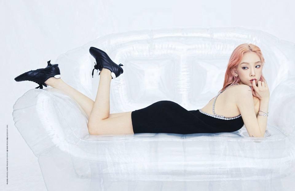 Taeyeon @ Cosmopolitan Korea July 2021