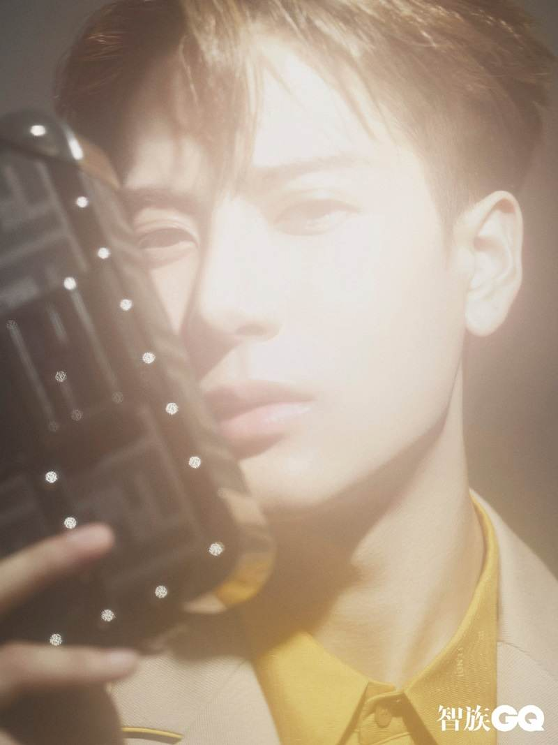 Jackson Wang @ GQ China July 2021